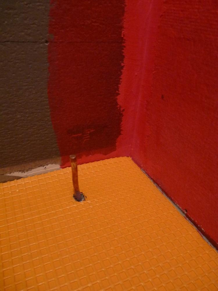 Redgard Waterproofing, LayerOne (4/4)