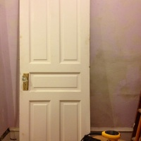 Hanging Doors, Part 4: Prep Existing Door