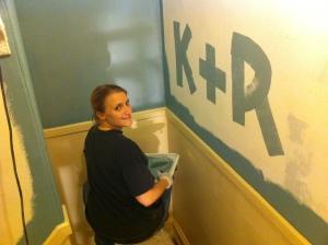 kelly painting hall