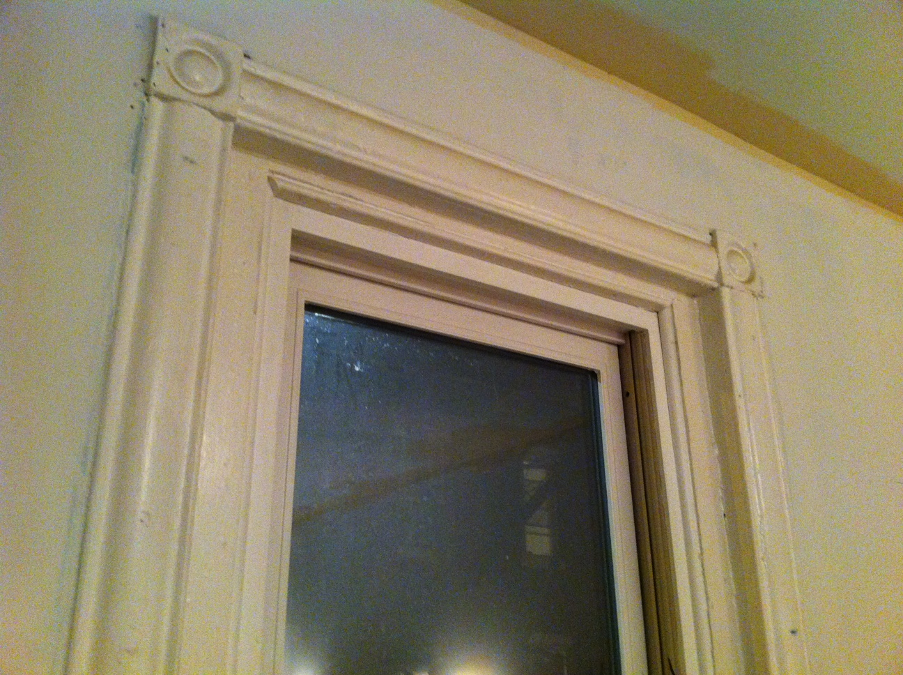 Restoring The Old Trim Madison Square Home