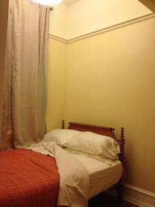 March guest bedroom